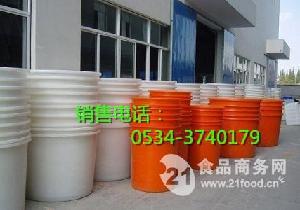 500L酱菜腌制塑料桶
