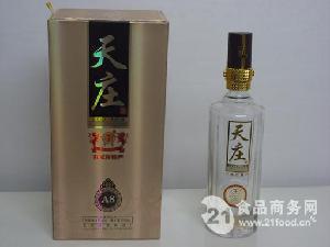 特产酒 天庄酒41° 500ml*4