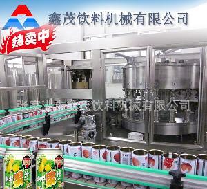 瓶装茶饮料设备灌装机械