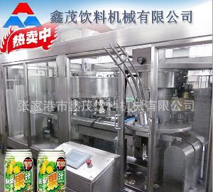 易拉罐汽水生产设备易拉罐汽水灌装