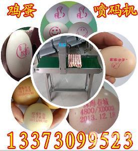 鸡蛋喷码机价格