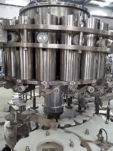 柱塞灌装机
