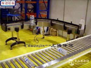 服装厂专业滚筒输送机