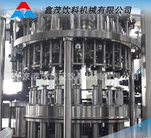 瓶装碳酸饮料机械生产线