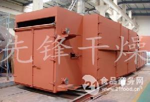 牛皮专用带式干燥机