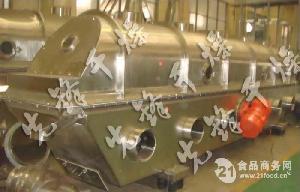 乳酸钙专用振动流化床干燥机