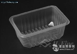 吸塑类食品托盒及封膜