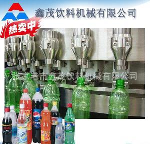 食用油粘稠液体饮料饮用水灌装生产线设备