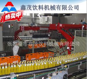 瓶装生产线含气饮料设备
