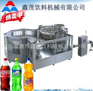 灌装机汽水饮料生产线