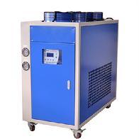深圳风冷式冷油机