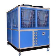 25HP风冷式工业冷水机