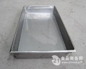 零售不锈钢冷冻盘、食品加工盘