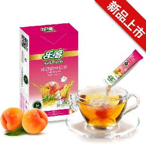 樂淳蜜桃綠茶