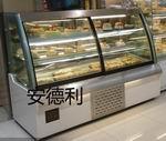 欧式新款前开门蛋糕冷柜