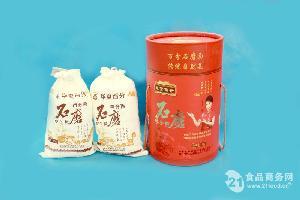 华夏百分石磨饺子粉礼品盒