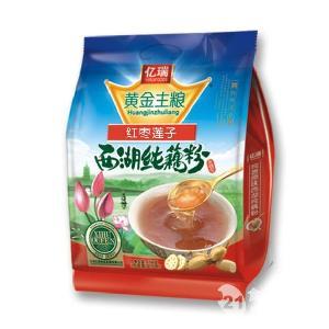 亿瑞700g红枣莲子西湖藕粉