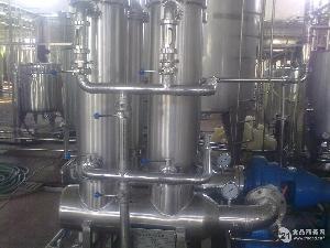 啤酒发酵液除菌澄清设备