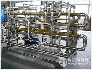 豆乳蛋白提浓纯化设备