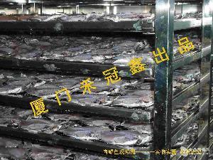 肉鲳鱼冷风干燥机