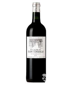 颂爱酒业佳得美Cantemerle干红葡萄酒