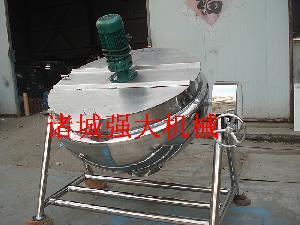 糖炒粟子搅拌电加热夹层锅厂家批发夹层锅蒸汽夹层锅