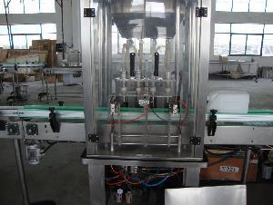 自流式液体灌装机