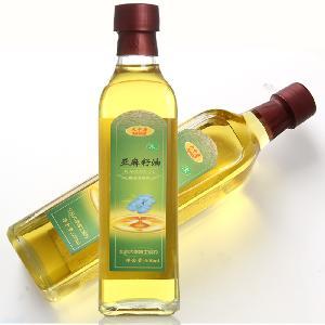 特种高端植物油:亚麻籽油