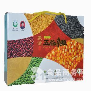 蒙清 五谷杂粮礼盒