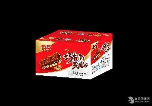 果仁巧巧克力威化饼干礼盒