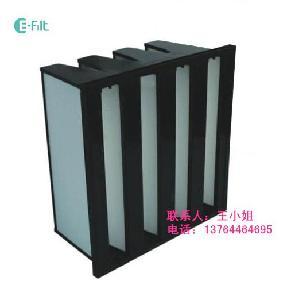 V-Bank标准型高效空气过滤器