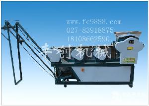 武汉丰创机械时产量1000斤的全自动流水挂面机