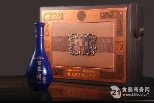 32%500ml蓝瓶礼盒装