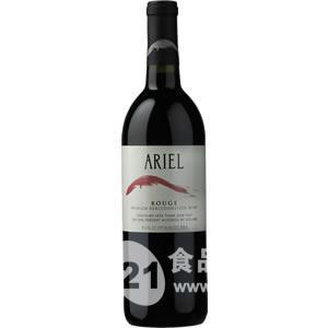 美国爱丽尔无醇红葡萄酒