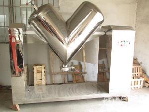 500L不锈钢V型混合机