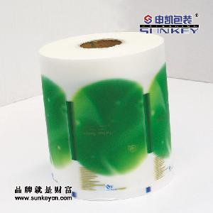 绿色食品包装复合卷膜
