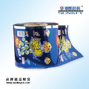 食品铝塑卷膜包装