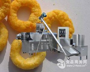TSE双螺杆膨化食品加工设备生产线