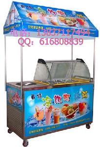 单灶炒酸奶机