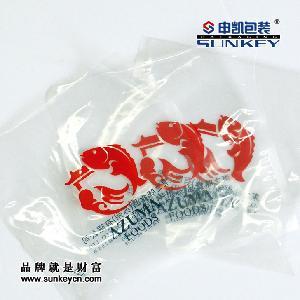 透明食品包装