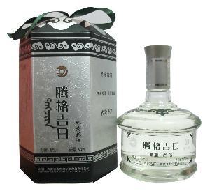 38度腾格吉日奶酒