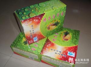 精品菠萝肉礼盒装