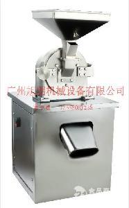 旭朗不锈钢全能粉碎机调料打粉机
