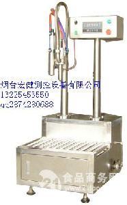 玉米油定量称重式灌装机