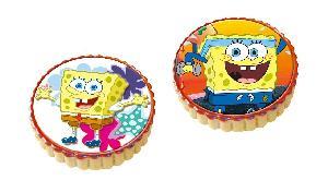海绵宝宝牌有图创意月饼