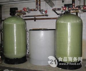 锅炉除水垢软化设备