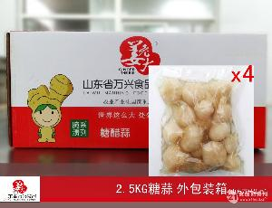 17年新糖蒜--姜老大2.5KG糖蒜