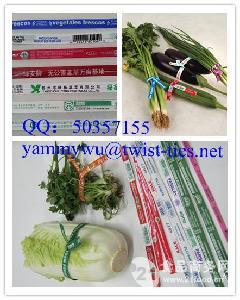 塑料环保蔬菜捆绑扎带