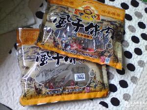 老川江300g香辣风干牛肉