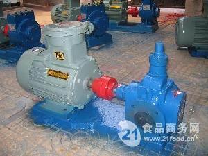 恒运YCB系列普通齿轮润滑泵